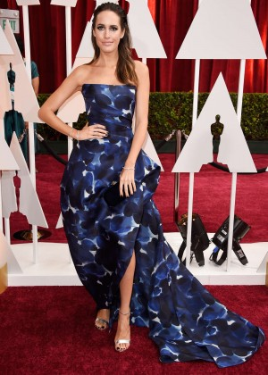 Louise Roe - 2015 Academy Awards in Hollywood