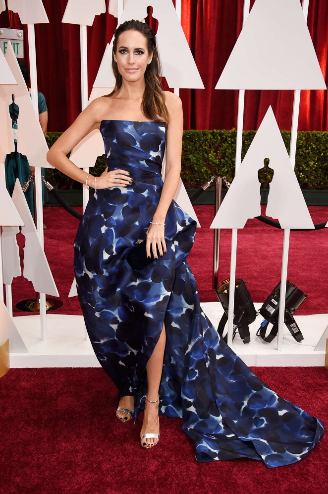 Louise Roe – 87th Annual Academy Awards in Hollywood