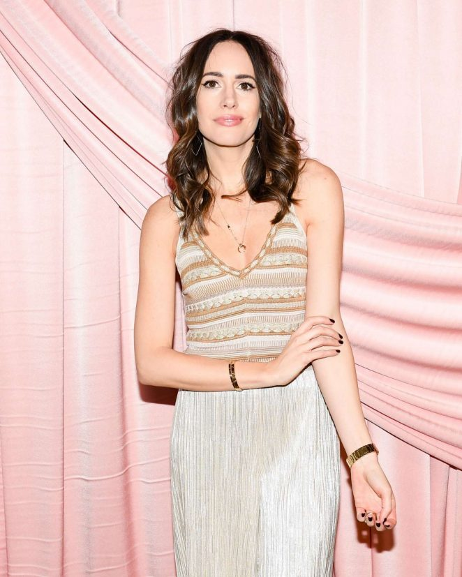 Louise Roe: alice + olivia by Stacey Bendet Show at 2017 NYFW -02