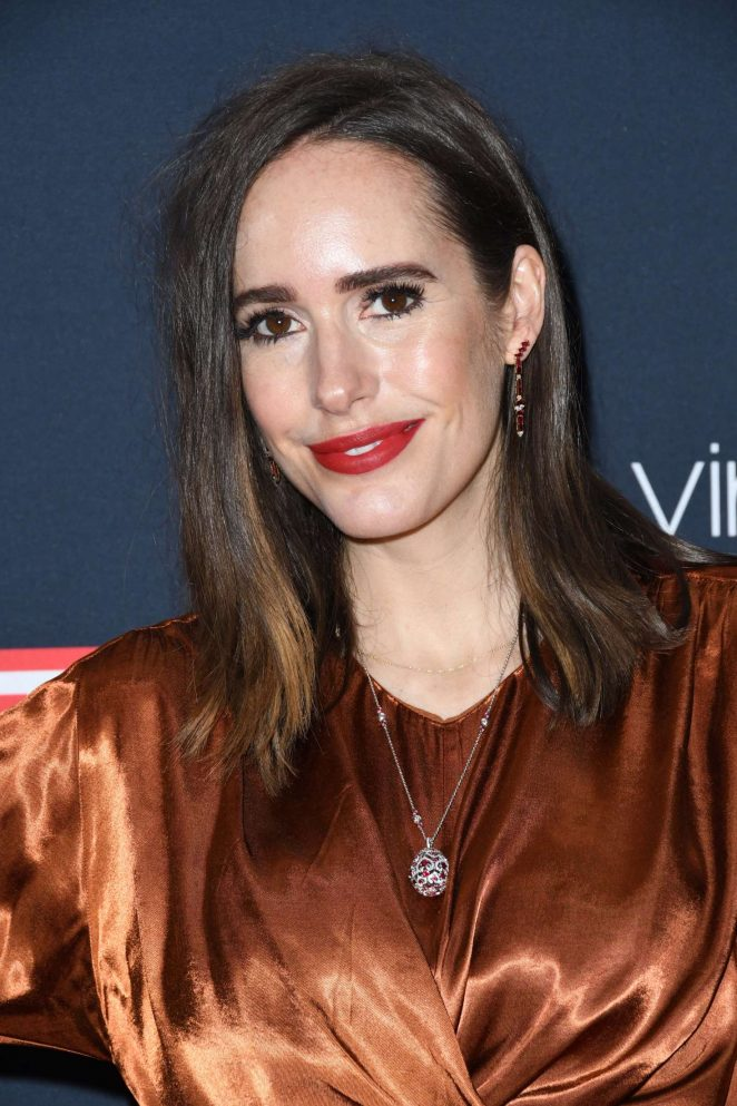 Louise Roe – Great British Film Reception Honoring The British Oscar Nominees 2018 in LA