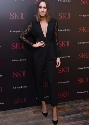 Louise Roe - SK-II ChangeDestiny Forum-Photocall in Los Angeles