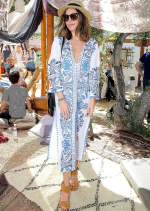 Louise Roe - The Retreat at Korakia Pensione Party For Coachella 2016 in Palm Springs