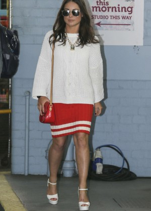 Louise Thompson at The London Studios -15