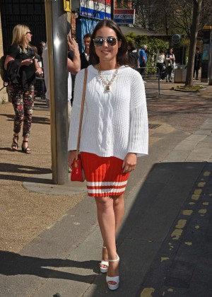 Louise Thompson at The London Studios -16