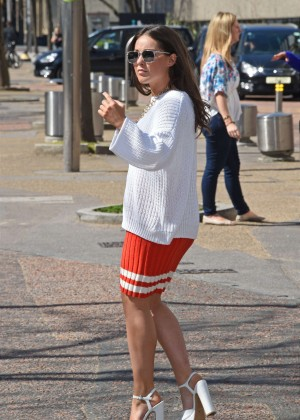 Louise Thompson at The London Studios -17