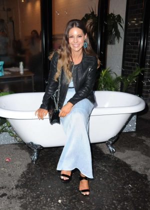 Louise Thompson - Skinny Dip Event In London
