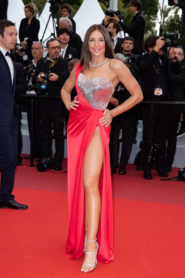 Loujain Adada - 'La Belle Epoque' Premiere at 2019 Cannes Film Festival