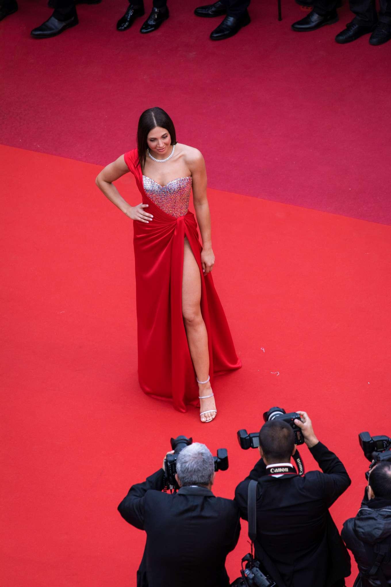 Loujain Adada 2019 : Loujain Adada: La Belle Epoque Premiere at 2019 Cannes Film Festival-05