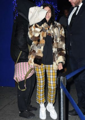 Lourdes Leon at Sapphire club in New York