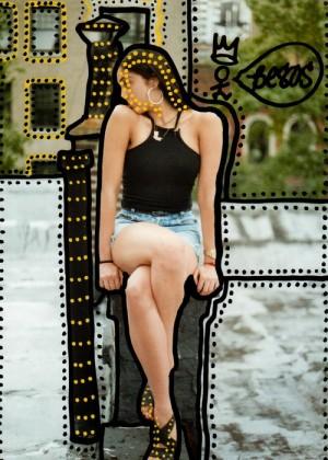 Lourdes Leon by Amira Rosenbush Photoshoot
