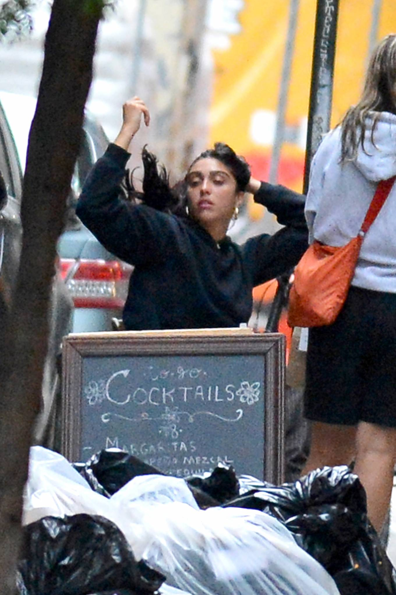 Lourdes Leon 2020 : Lourdes Leon – Out with friends in New York-07