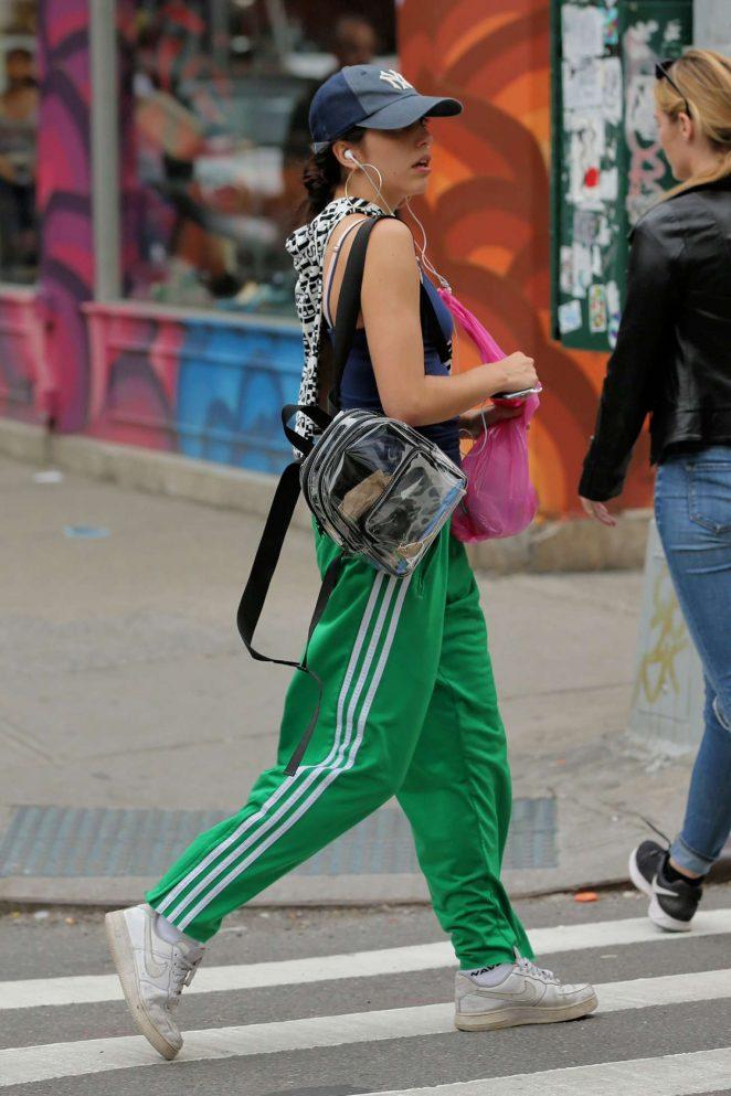 Lourdes Leon shopping in New York City -10