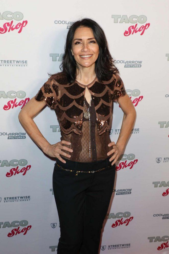 Lourdes Reynolds - 'Taco Shop' Premiere in Los Angeles