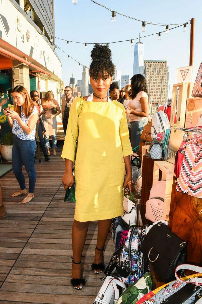 Lovie Simone - Guess Handbag Summer Kick-off Soiree in NY