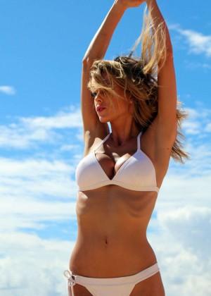 Luci Ford in Bikini - Chaz Bautzer Photoshoot in Maui