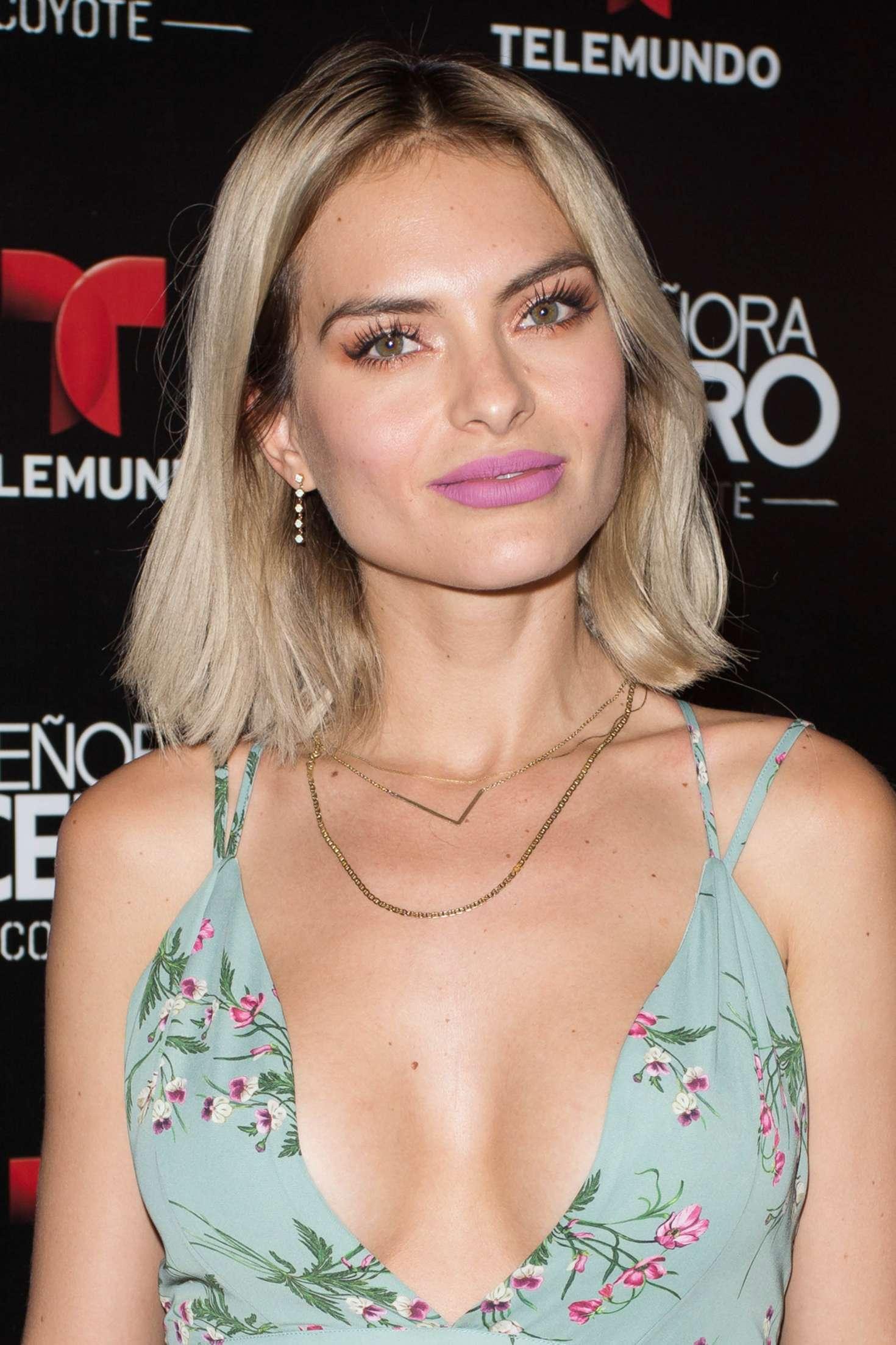 Lucia Silva 2017 : Lucia Silva: Senora Acero La Coyote Premiere -02