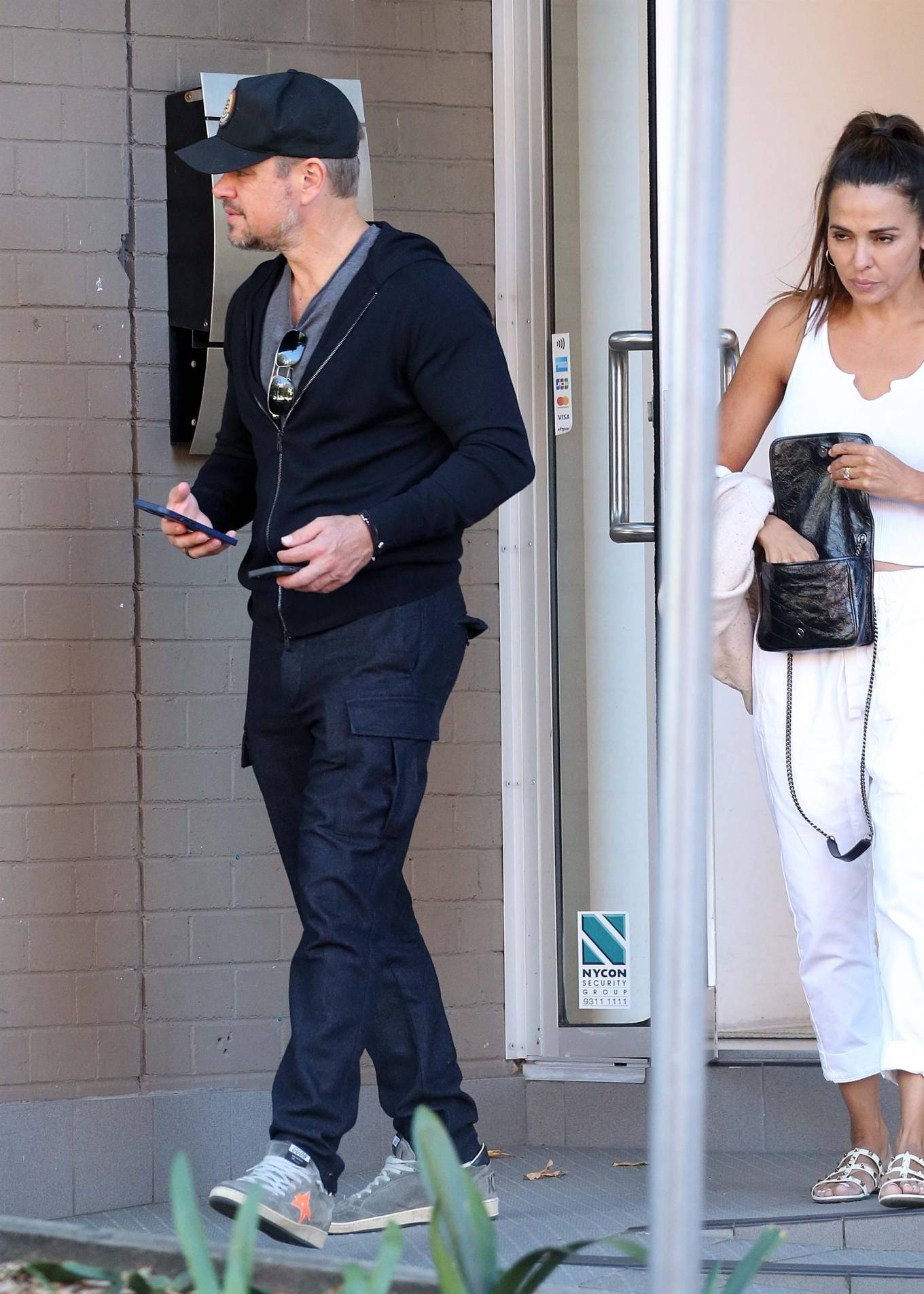 Luciana Barroso - Spotted in Woollahra in Sydney