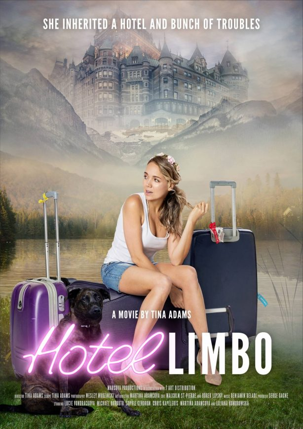 Lucie Vondrackova - Hotel Limbo (2020) Poster and Stills
