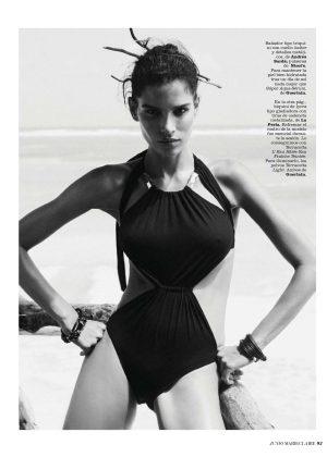 Lucir Cuerpo - Marie Claire Spain Magazine (June 2016)