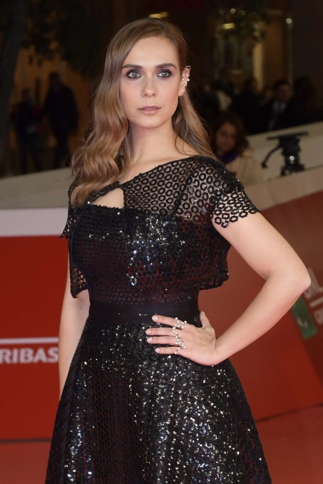 Lucrezia Guidone - 12th Rome Film Festival in Rome