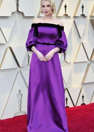 Lucy Boynton - 2019 Oscars in Los Angeles