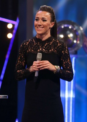 Lucy Bronze - 2015 BBC Sports Personality Of The Year Award in Belfast