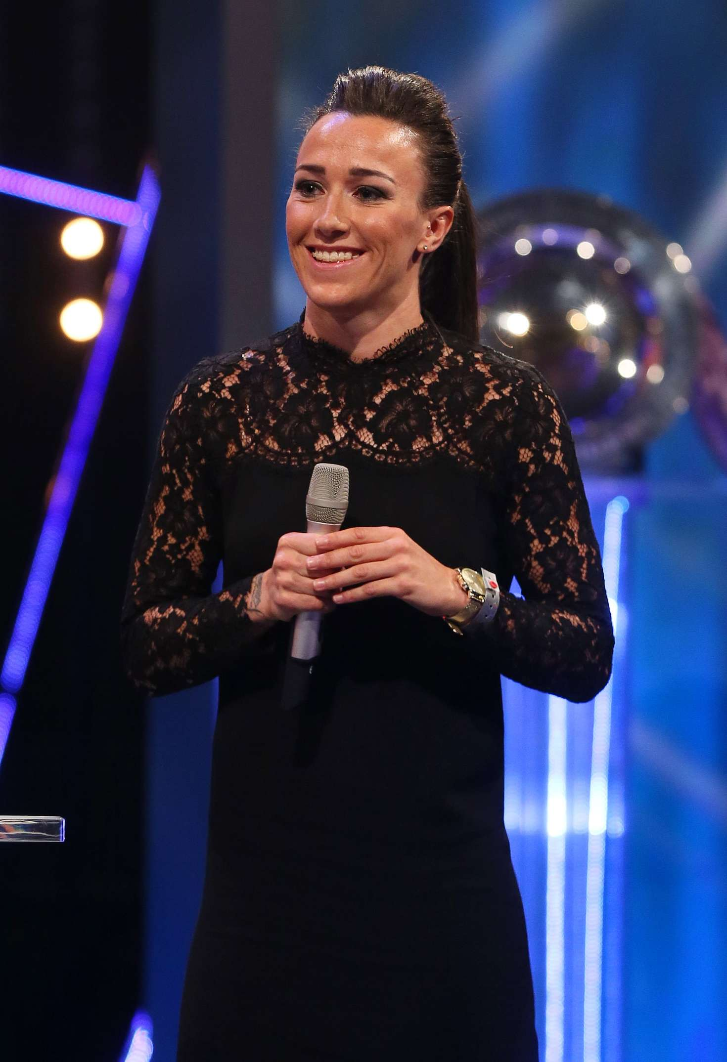 Lucy Bronze - 2015 BBC Sports Personality Of The Year ... Megan Fox Sports