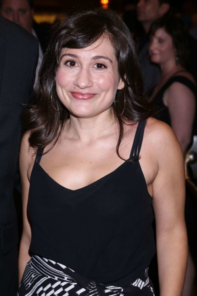 Lucy Devito - Time And The Conways Opening Night in New York