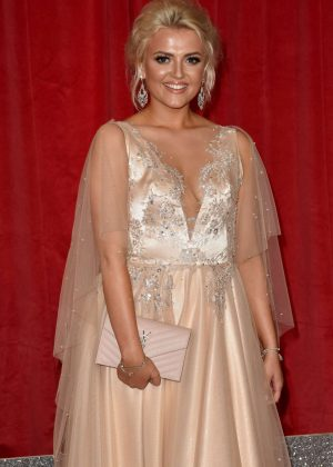 Lucy Fallon - British Soap Awards 2017 in Manchester