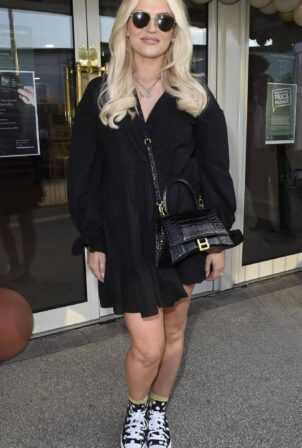Lucy Fallon - Celebs pictured at the Housing Units Autumn Showcase and Christmas Preview