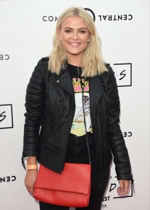 Lucy Fallon - Comedy Central's FriendsFest in Manchester