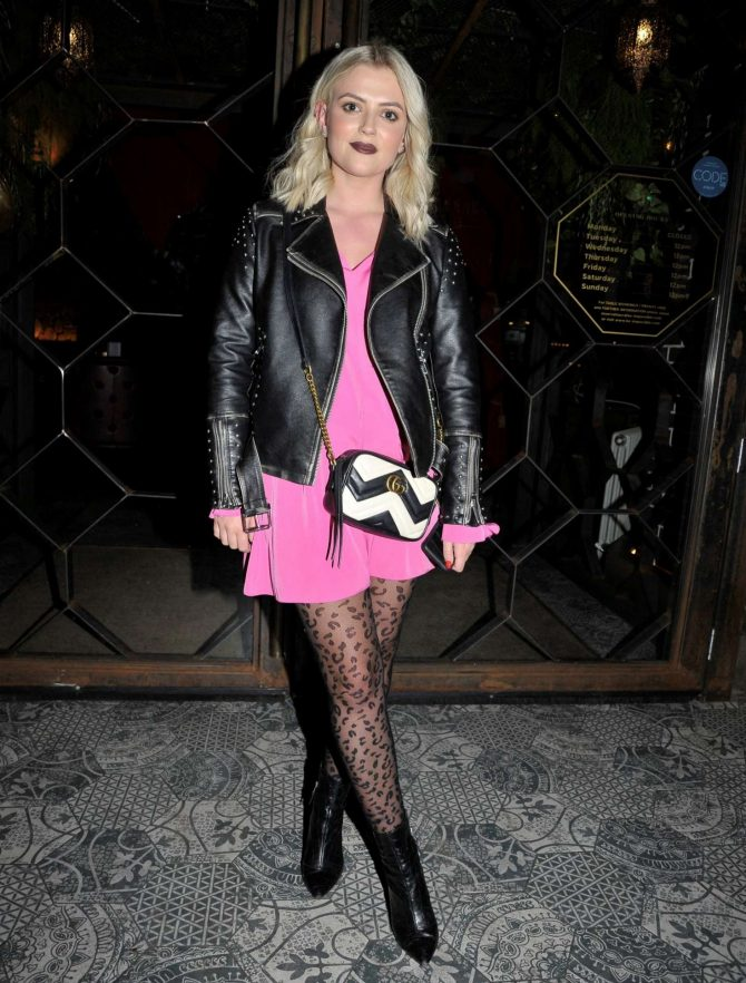 Lucy Fallon - Impossible Bar & Restaurant in Manchester