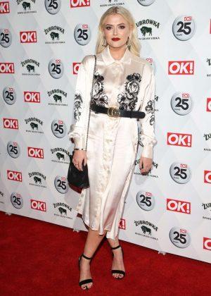 Lucy Fallon -  OK! Magazine's 25th Anniversary Party in London