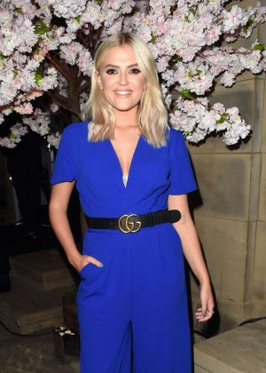 Lucy Fallon - Peter Street Kitchen Launch in Manchester