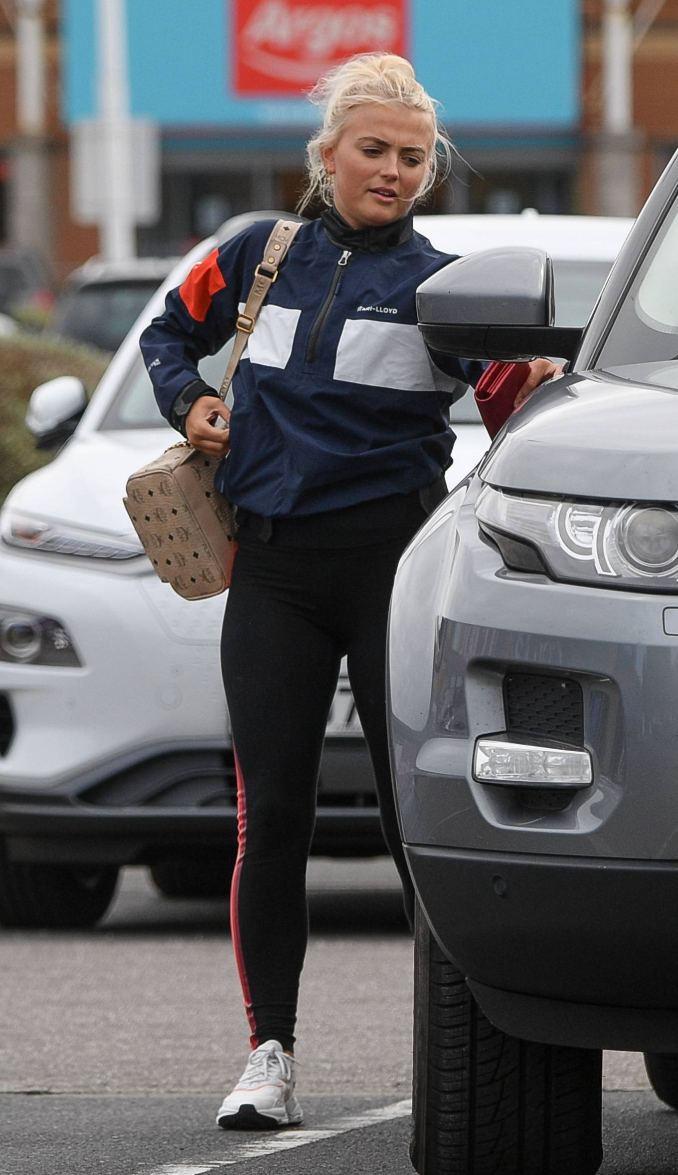 Lucy Fallon 2020 : Lucy Fallon – Spotted near her home in Manchester-09
