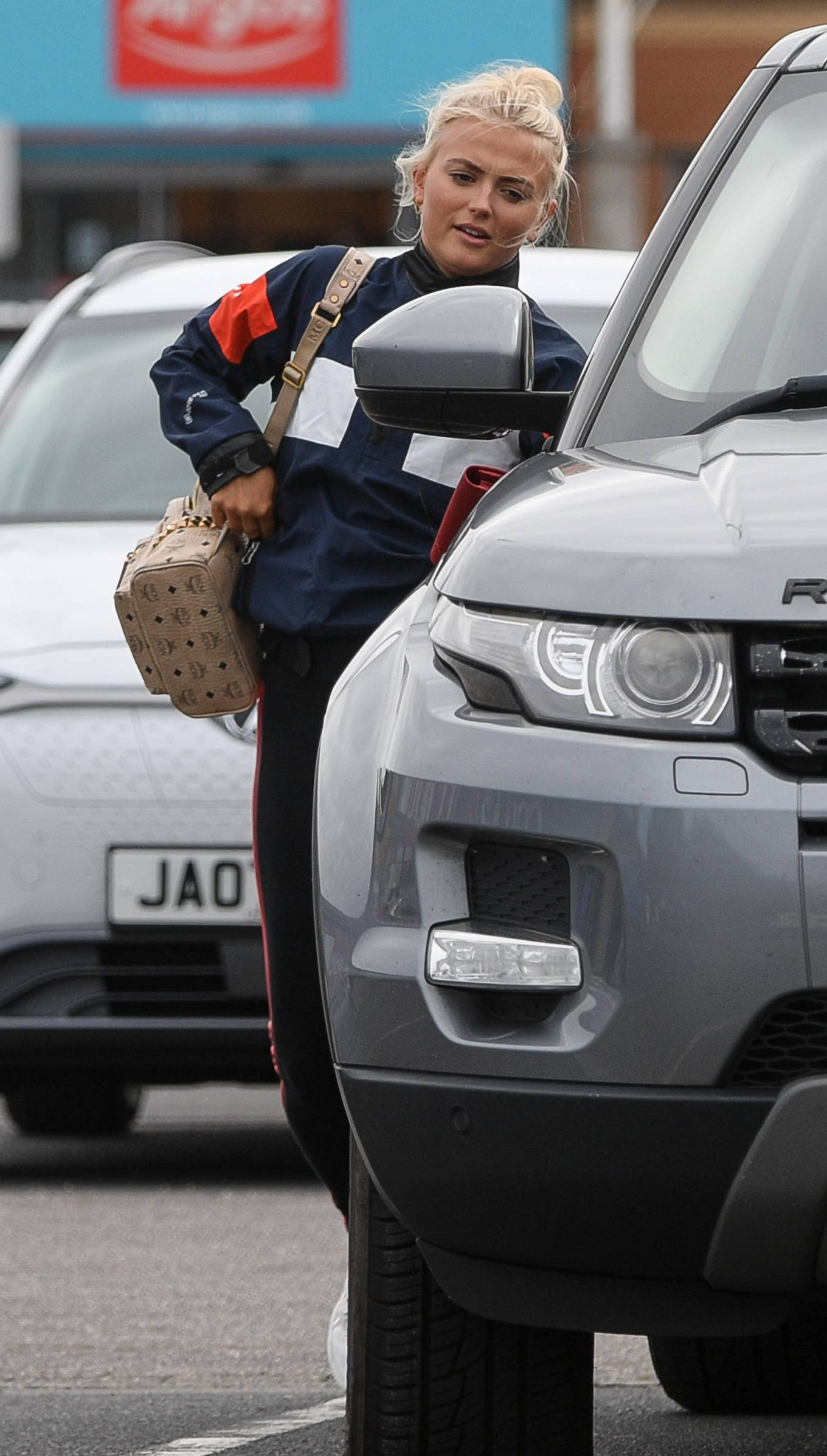 Lucy Fallon 2020 : Lucy Fallon – Spotted near her home in Manchester-10