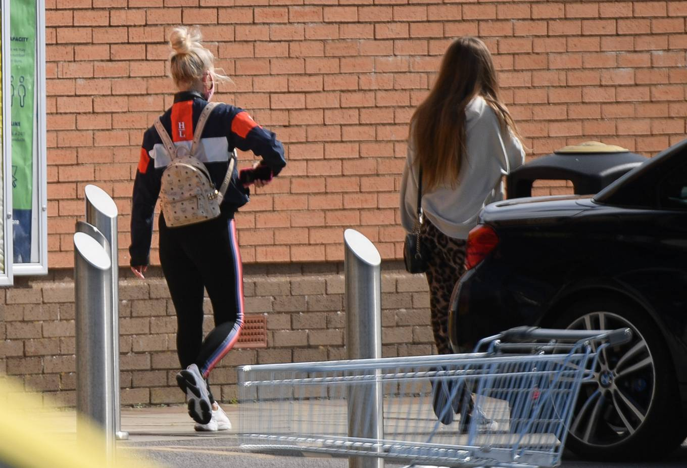 Lucy Fallon 2020 : Lucy Fallon – Spotted near her home in Manchester-12