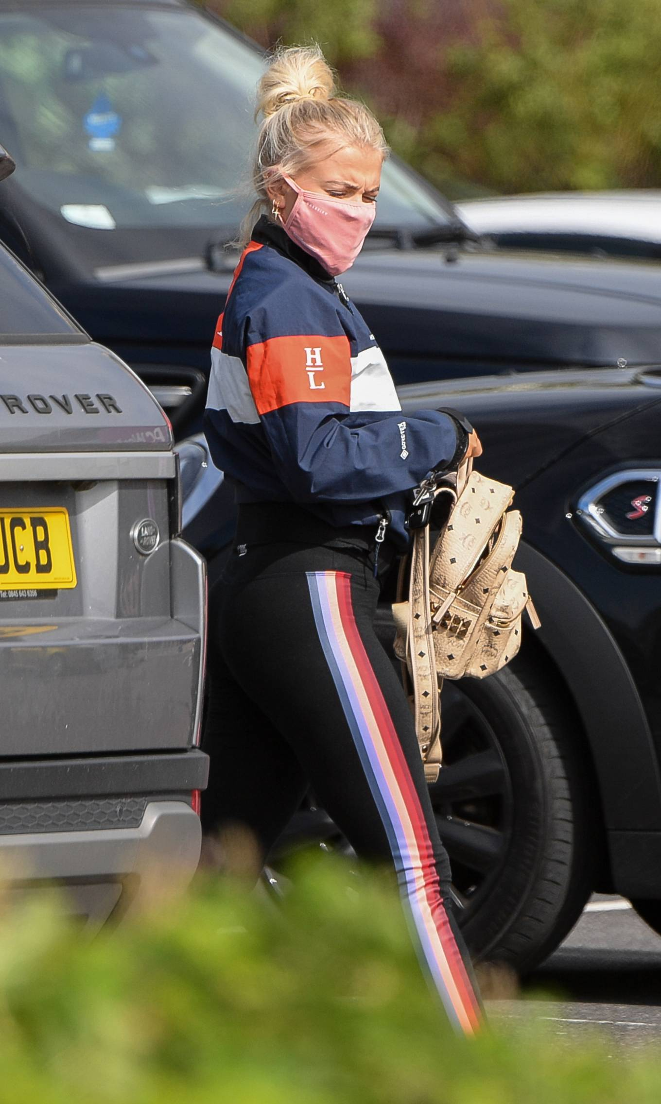 Lucy Fallon 2020 : Lucy Fallon – Spotted near her home in Manchester-14