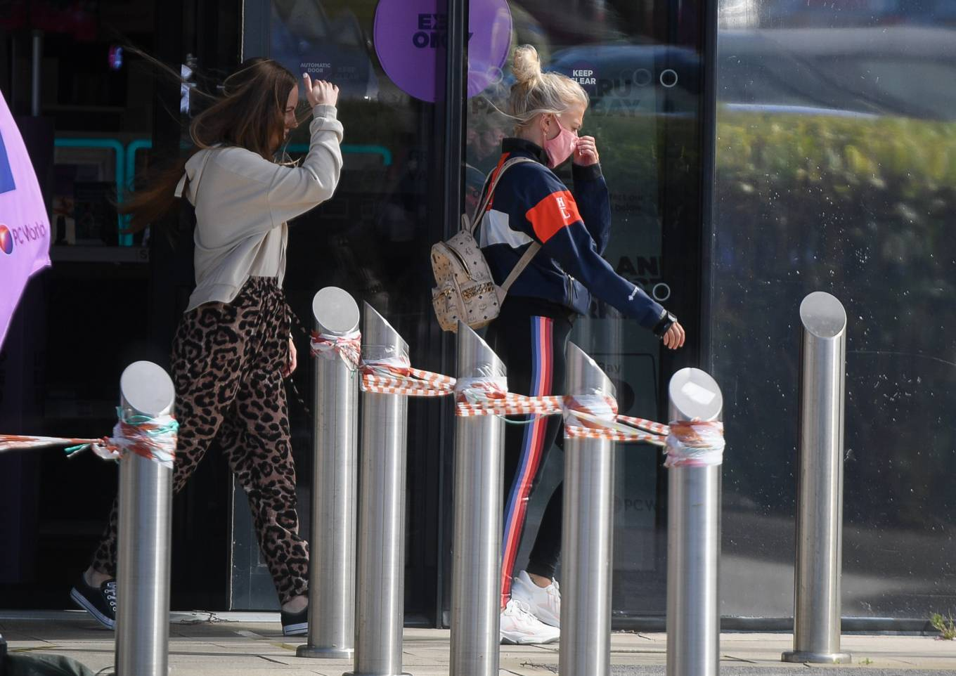 Lucy Fallon 2020 : Lucy Fallon – Spotted near her home in Manchester-17