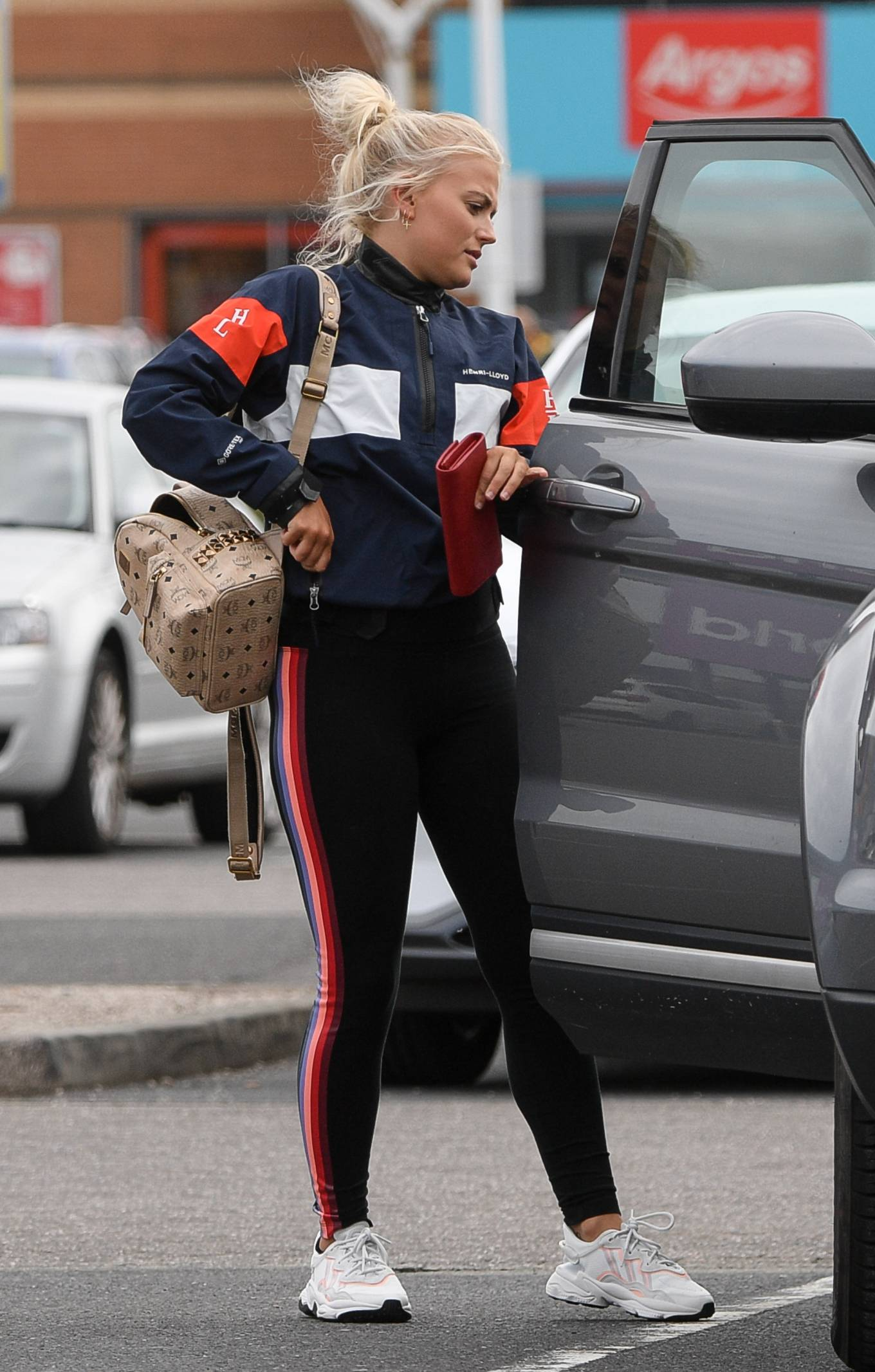 Lucy Fallon 2020 : Lucy Fallon – Spotted near her home in Manchester-20