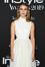 Lucy Fry - 2019 InStyle Awards in Los Angeles