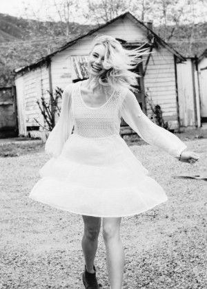 Lucy Fry by Alexa Miller Photoshoot 2015