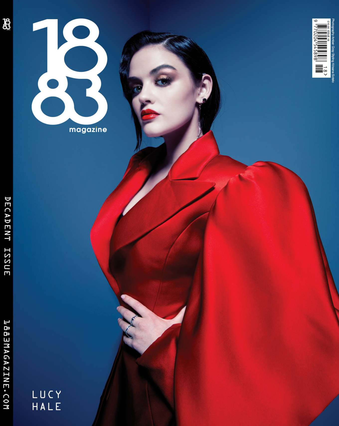 Lucy Hale 2020 : Lucy Hale – 1883 Magazine 2020-01
