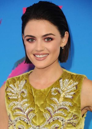 Lucy Hale - 2017 Teen Choice Awards in Los Angeles
