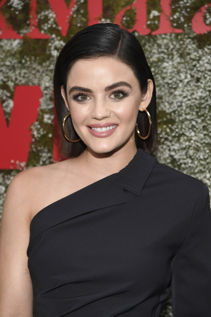 Lucy Hale - 2019 InStyle and Max Mara Women In Film Celebration in Los Angeles