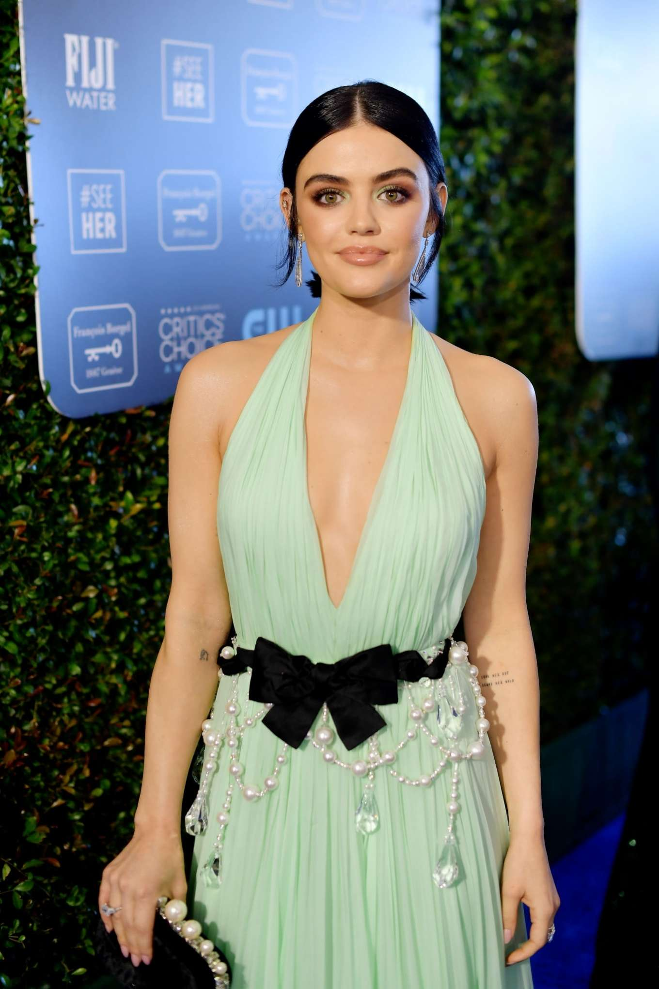 Lucy Hale - 2020 Critics Choice Awards in Santa Monica