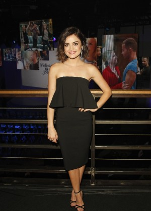 Lucy Hale - ABC Family Upfront Presentation in NY