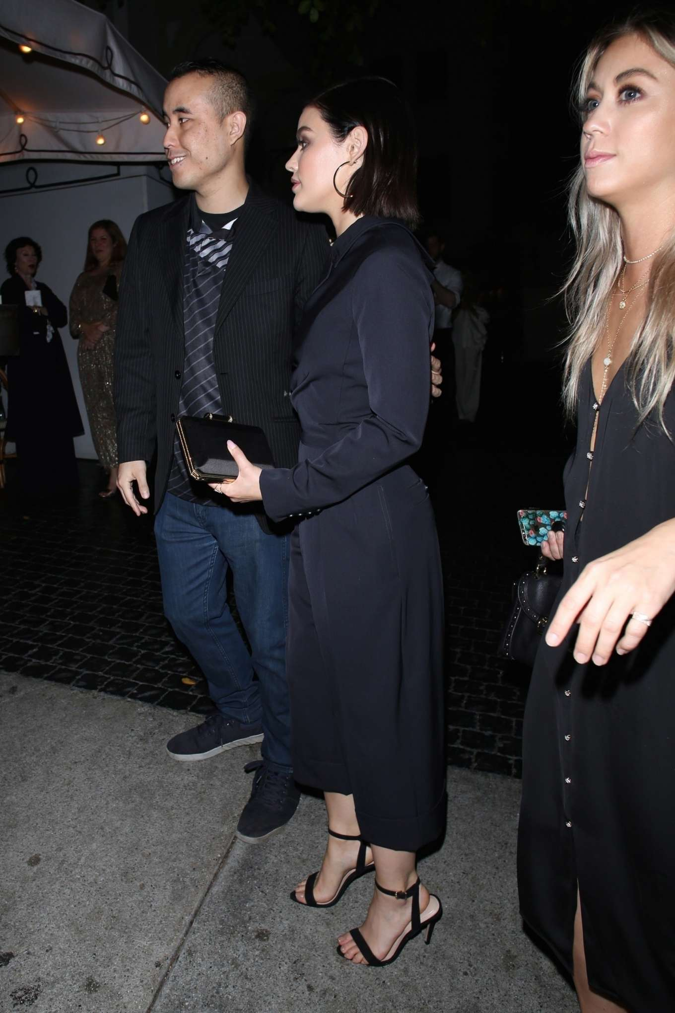 Lucy Hale 2019 : Lucy Hale: Arrives at InStyle and Max Mara Women In Film Celebration-02