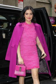 Lucy Hale - Arrives at the Premiere of 'Katy Keene' in New York