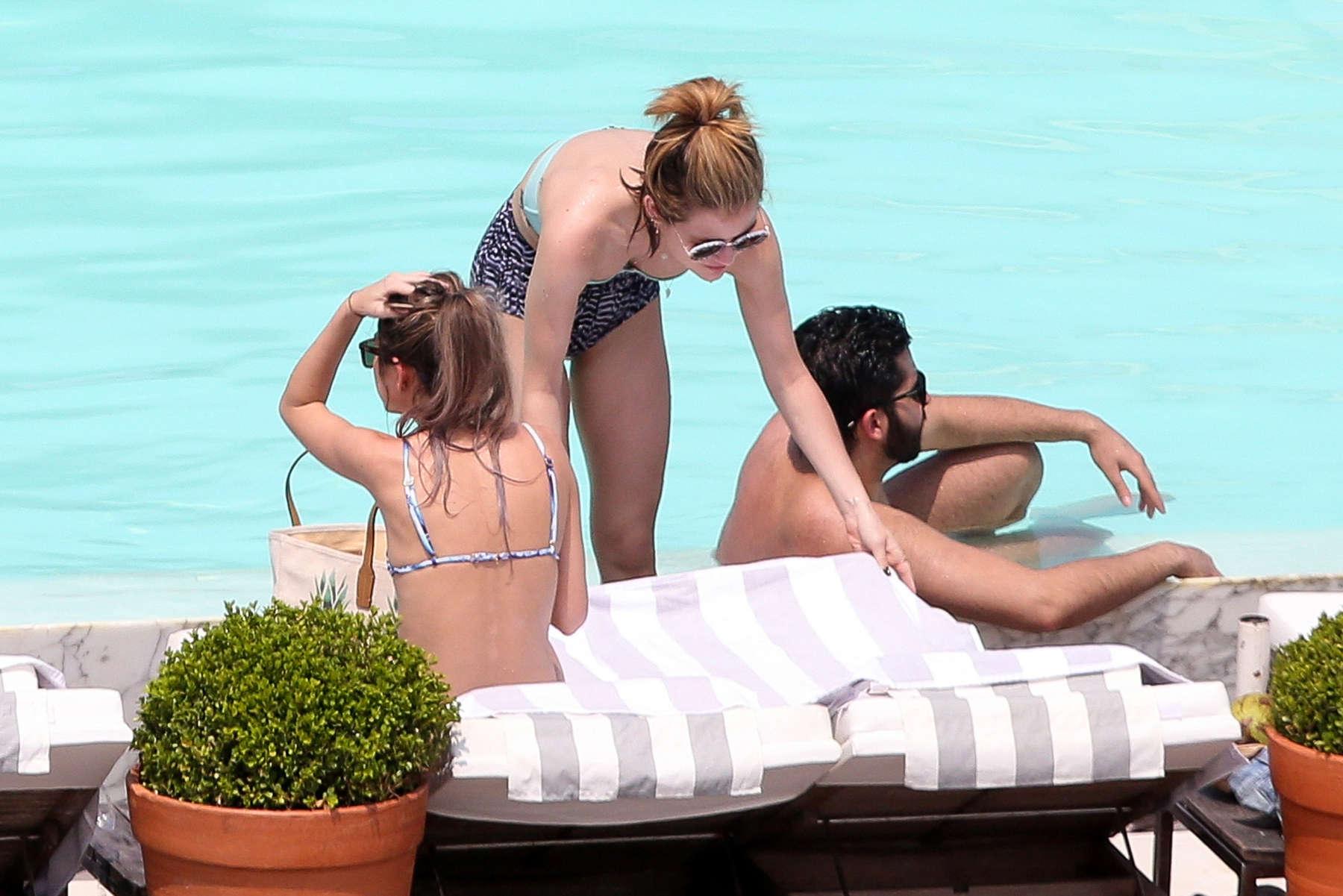 Lucy Hale 2016 : Lucy Hale in Bikini 2016 -18